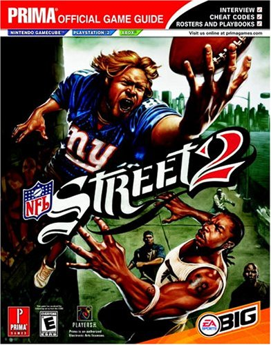 9780761550587: NFL Street 2 (Prima Official Game Guide)