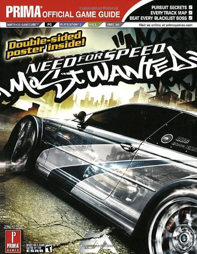 9780761550976: Need For Speed, Most Wanted: Prima Official Game Guide