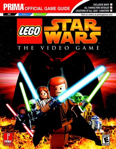 9780761551348: Lego Star Wars (Prima Official Game Guide)