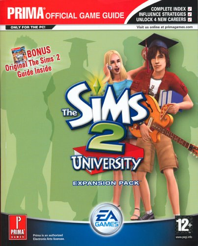 9780761551423: The Sims 2: University, the Official Strategy Guide