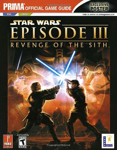 9780761551645: Star Wars: Episode III Revenge of the Sith : Prima Official Game Guide