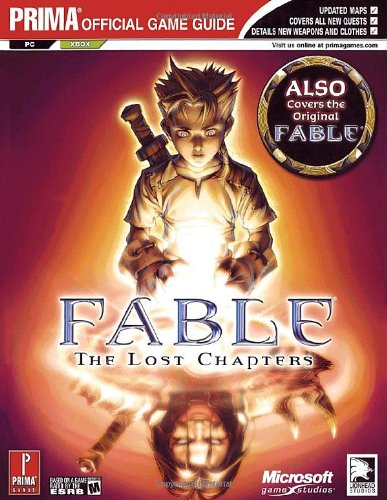 Fable: The Lost Chapters (Prima Official Game Guide): Miller, Kenneth