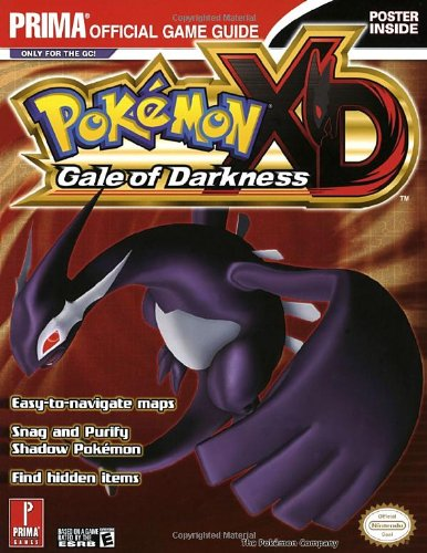 9780761551904: Pokemon XD: Gale of Darkness (Prima Official Game Guide)