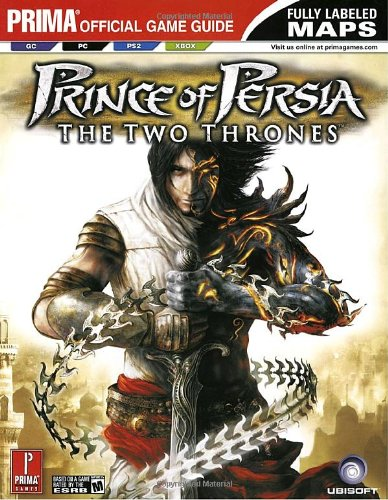 9780761552024: Prince of Persia: The Two Thrones: Official Strategy Guide