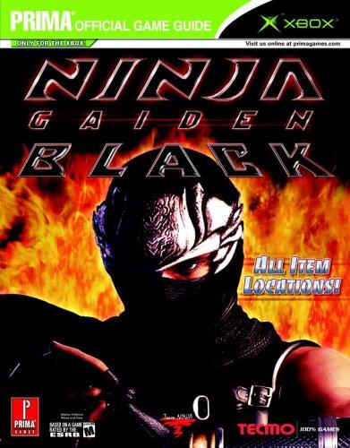 9780761552116: Ninja Gaiden Black: Prima Official Game Guide