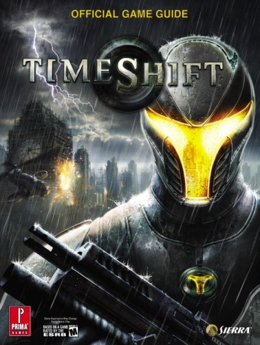 TimeShift (Prima Official Game Guides): Bell, Joe Grant