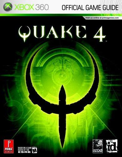 9780761552628: Quake 4 (Xbox 360) (Prima Official Game Guide)