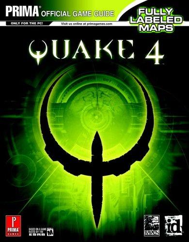 9780761552635: Quake 4 (PC) (Prima Official Game Guide)