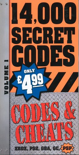 9780761552666: Codes and Cheats