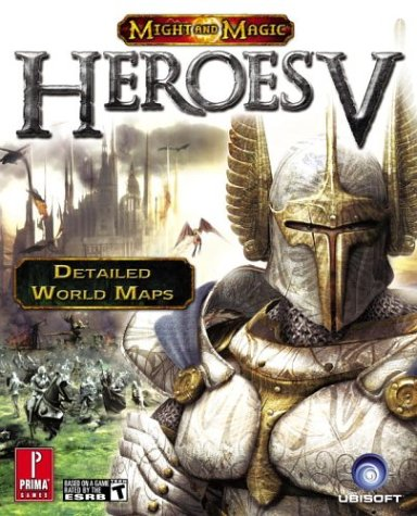 9780761552864: Heroes of Might and Magic V (Prima Official Game Guide) (v. 5)