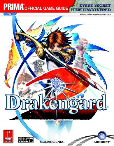 9780761552970: Drakengard 2 (Prima Official Game Guide)