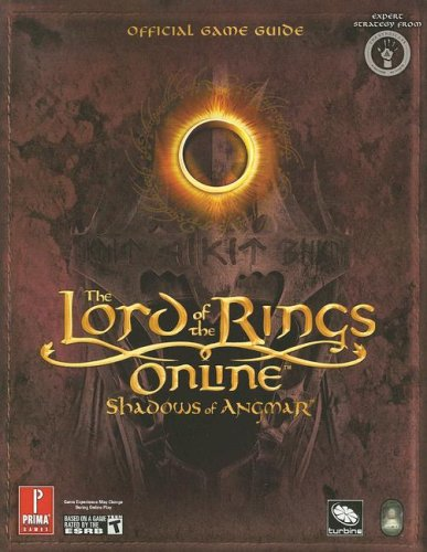 9780761553304: Lord of the Rings Online: Shadows of Angmar: The Official Strategy Guide