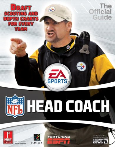 9780761553397: NFL Head Coach (Prima Official Game Guide)