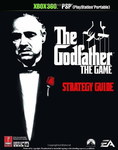 9780761553687: The Godfather (XBOX 360 and PSP): Official Strategy Guide (Prima Official Game Guides)