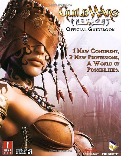 9780761553830: Guild Wars Factions (Prima Official Game Guide)
