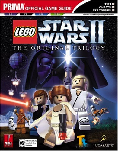 9780761554110: Lego Star Wars 2: The Original Trilogy (Prima Official Game Guide)