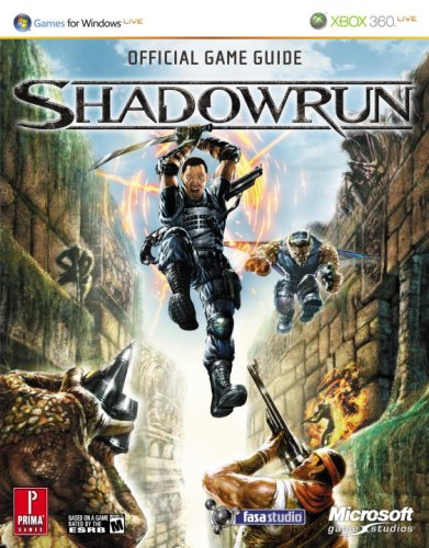 9780761554325: Shadowrun: Prima Official Game Guide (Prima Official Game Guides)
