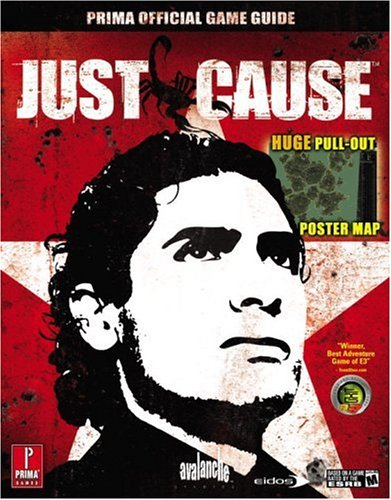 9780761554448: Just Cause: Prima Official Game Guide