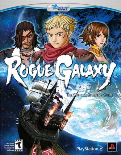 9780761554462: Rogue Galaxy: The Official Strategy Guide (Prima Official Game Guides)