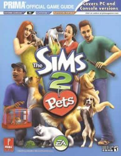9780761554523: Sims 2 Pets: Official Strategy Guide (US Version)