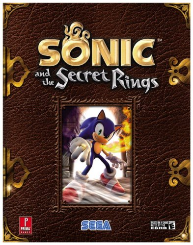 9780761555117: Sonic and the Secret Rings (Prima Official Game Guide)