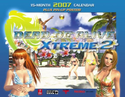 9780761555148: Dead or Alive Xtreme 2 2007 Calendar: 15-Month