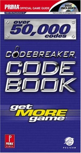 9780761555162: Codebreaker Code Book: Prima Official Game Guide