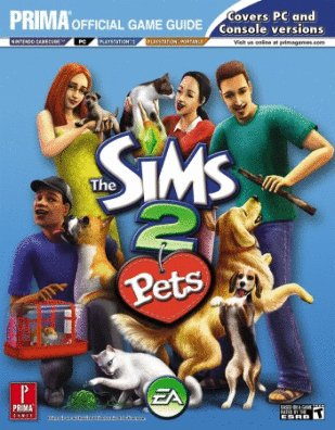 9780761555513: Sims 2 Pets: UK Version: The Official Strategy Guide