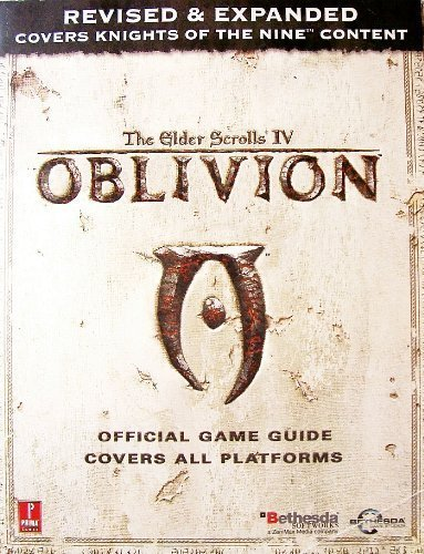 9780761555704: Elder Scrolls Iv: Oblivion Revised & Expanded Xbox360,pc Best Buy Console: Prima Official Game Guide