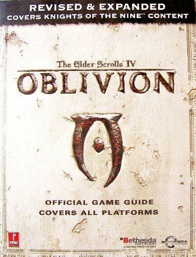 Elder Scrolls IV: Oblivion Official Game Guide: Bethesda Softworks; Peter
