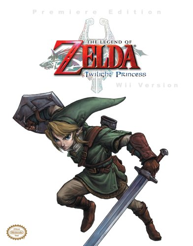 THE LEGEND OF ZELDA: TWILIGHT PRINCESS : Nintendo Premier Edition, Wii Version