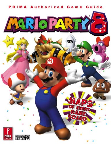 9780761556183: Mario Party 8: Prima Official Game Guide (Prima Official Game Guides) (Prima Official Game Guides)