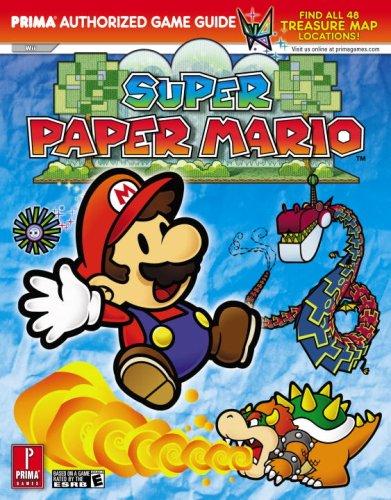9780761556459: Super Paper Mario: Prima Official Game Guide (Prima Official Game Guides)