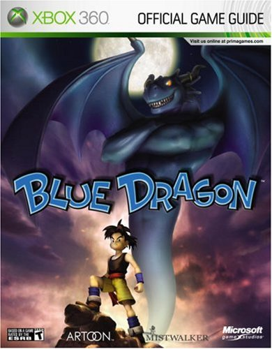 9780761557098: BLUE DRAGON (Prima Official Game Guides)