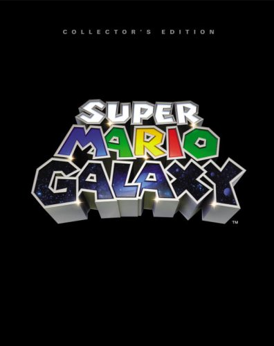 Super Mario Galaxy Collector's Edition: Prima Official Game Guide