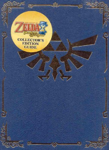 9780761557142: Legend of Zelda: Phantom Hourglass Collector's Edition: Prima Official Game Guide (Prima Official Game Guides) (Prima Official Game Guides)