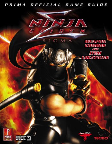 9780761557180: Ninja Gaiden Sigma: Prima Official Game Guide