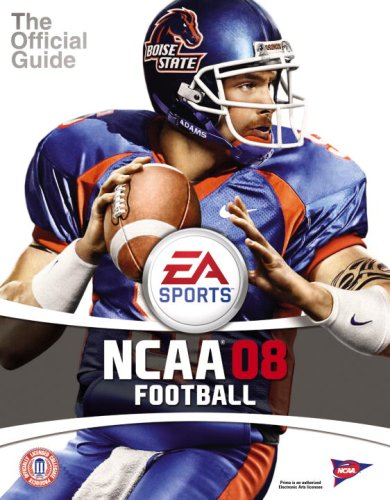 9780761557319: NCAA Football 08: Prima Official Game Guide