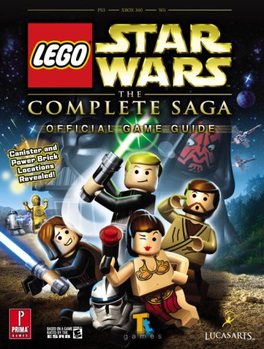9780761558439: Lego Star Wars Complete Saga Official Game Guide
