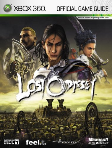 9780761558804: Lost Odyssey: Prima Official Game Guide (Prima Official Game Guides)