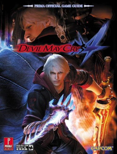 9780761558972: Devil May Cry 4: Prima Official Game Guide (Prima Official Game Guides) (Prima Official Game Guides)