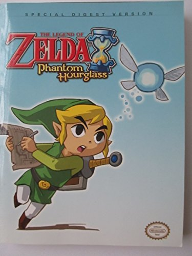 9780761559009: The Legend of Zelda Phantom Hourglass Special Digest Version Strategy Nintendo DS