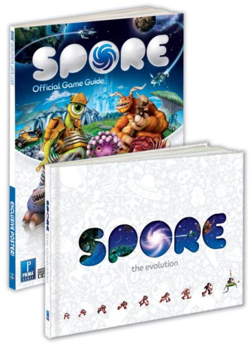 9780761559061: Spore Limited Edition Bundle: Prima Official Game Guide