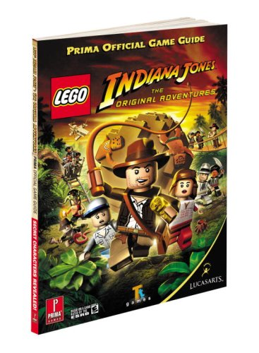 9780761559184: Lego Indiana Jones: The Original Adventures: The Original Adventures Official Game Guide (Prima Official Game Guides)