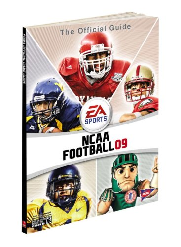 9780761559252: NCAA Football 09: Prima Official Game Guide (Prima Official Game Guides)
