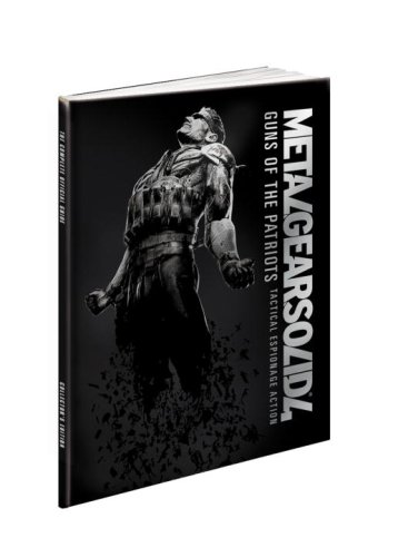 9780761559689: Metal Gear Solid 4: Guns of the Patriots -- Limited Edition Collector's Guide: Prima Official Game Guide (Prima Official Game Guides)