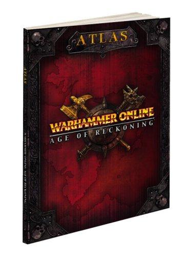 9780761560074: Warhammer Online: Age of Reckoning Atlas: Prima Official Game Guide (Prima Official Game Guides)