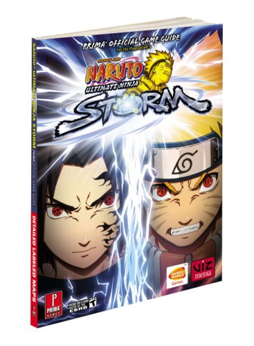 9780761560241: Naruto Ultimate Ninja Storm: Prima Official Game Guide (Prima Official Game Guides)