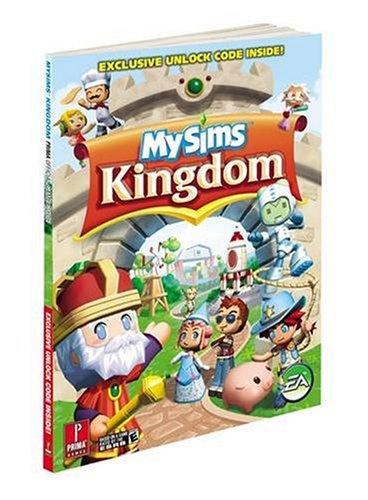 9780761560340: MySims Kingdom: Prima Official Game Guide (Prima Official Game Guides)