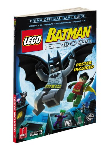 Lego Batman: Prima Official Game Guide (Prima Official Game Guides): Littlefield, Michael